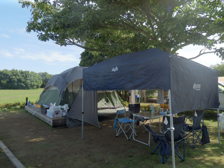 ソレイユの丘 オートキャンプ場